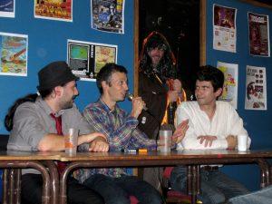 Table ronde avec Éric Chahi et Frédérick Raynal