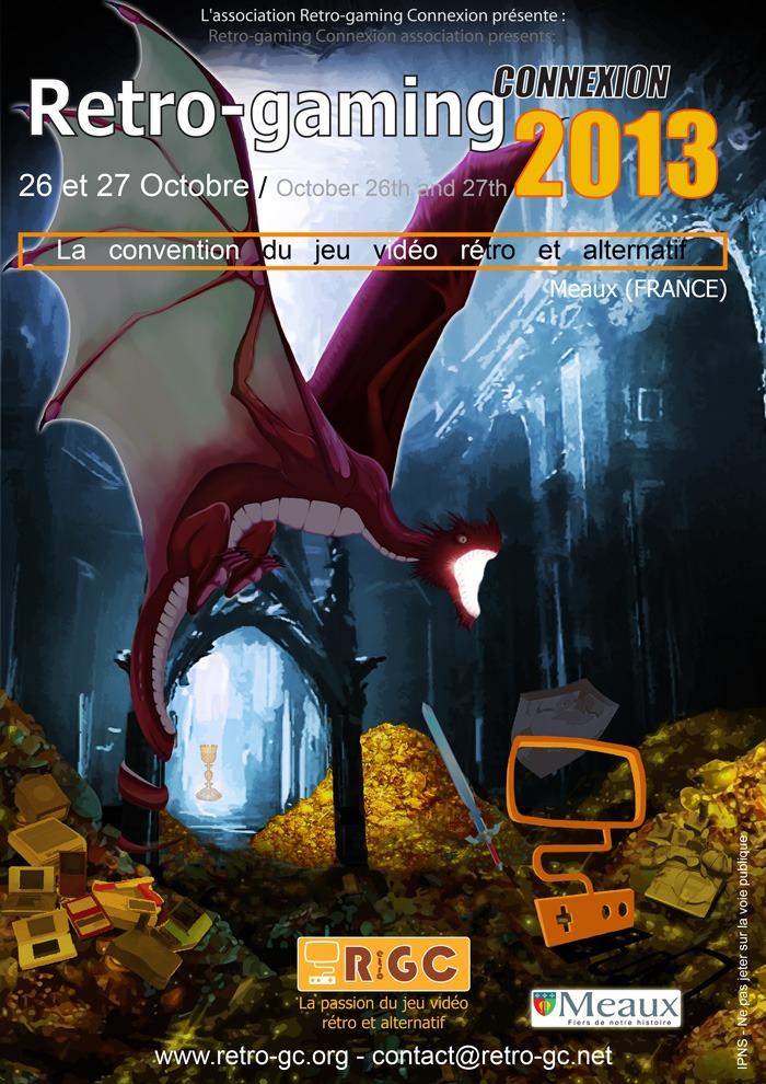 Affiche de la RGC 2013