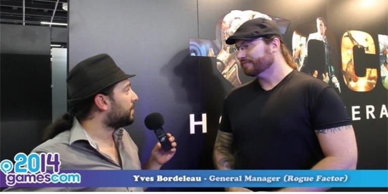 Gaëtan Verdichizzi (Journaliste indépendant) interview Yves Bordeleau pour Mordheim (GameSideStory.com)