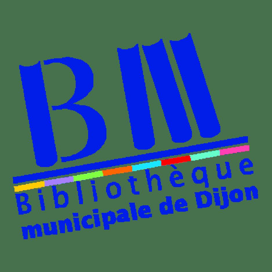 Logo Bibliothèque de Dijon