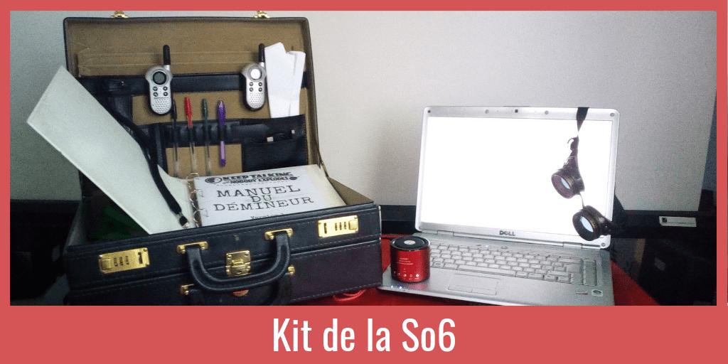 Kit de la So6