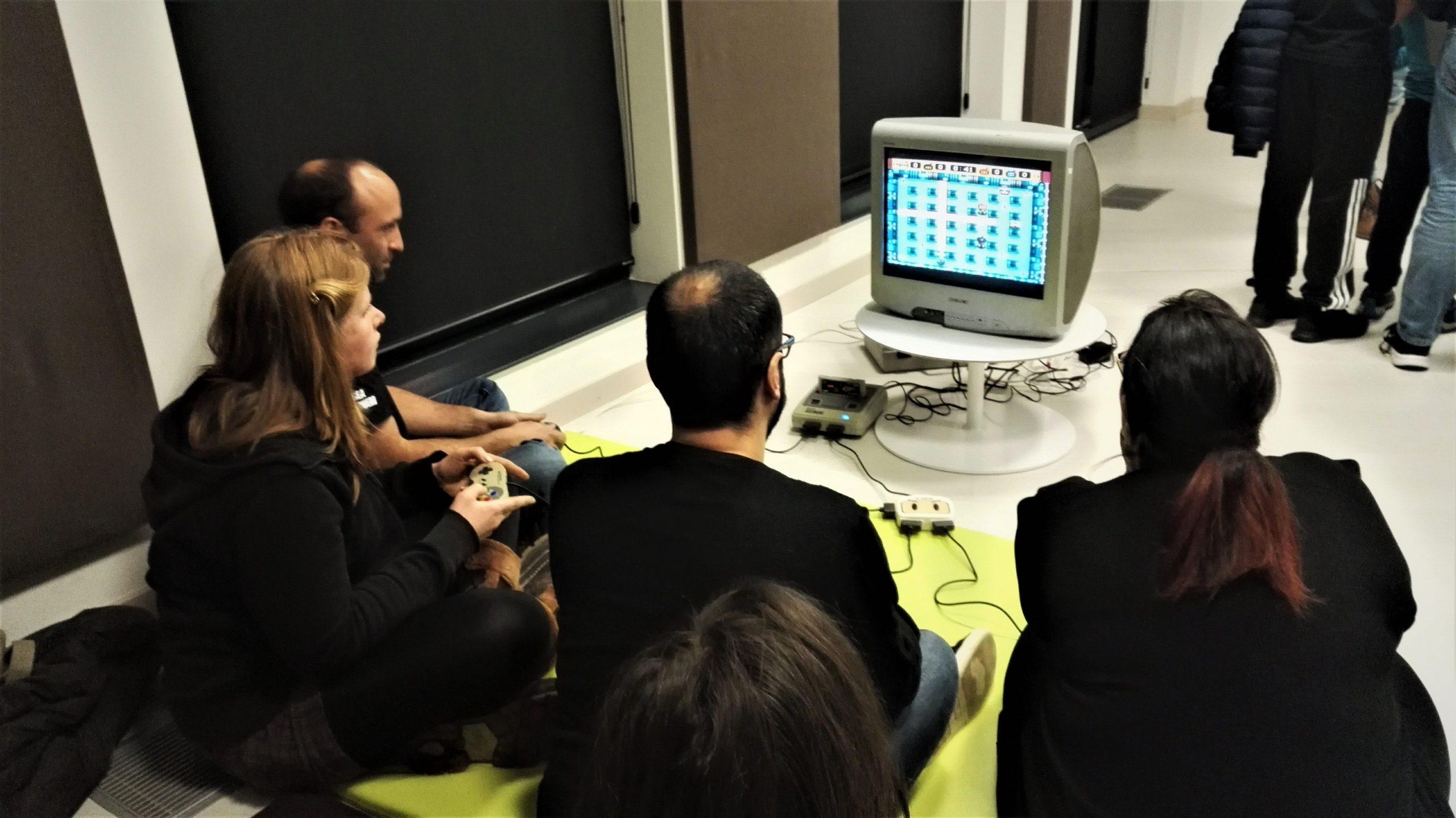 Tournoi de Bomberman à la médiathèque de Moulins_1